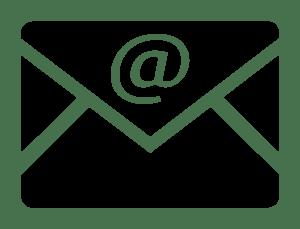 icône adresse mail