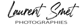 logo photographe en Dordogne : Laurent Smet Photographies