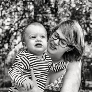 séance famille mère enfant