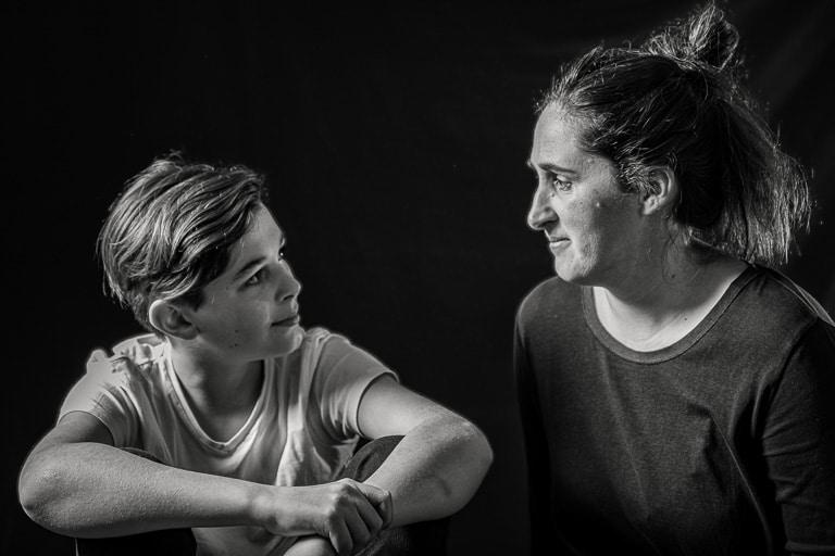 photographe portrait famille Dordogne